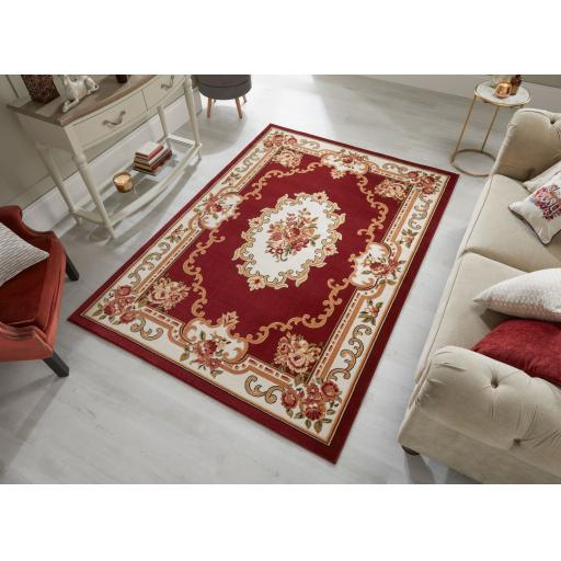 Sincerity Royale Dynasty Aubusson Rugs Runner