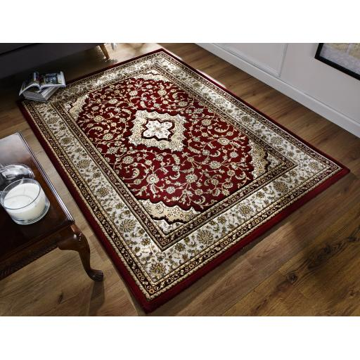 Ottoman Temple Traditional Oriental Rugs Runners