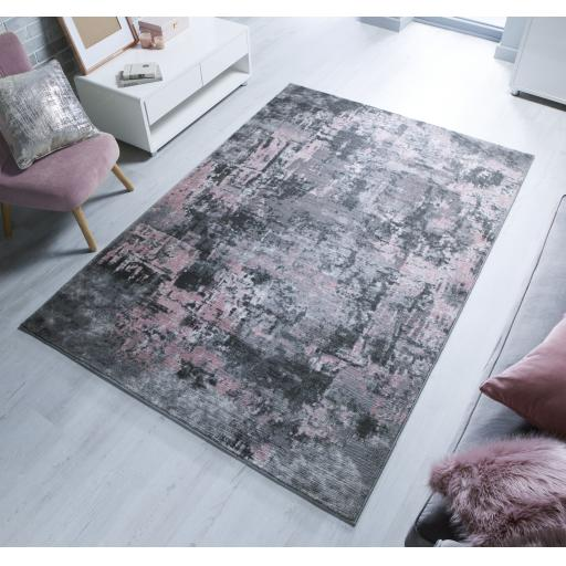 Wonderlust Abstract Rug