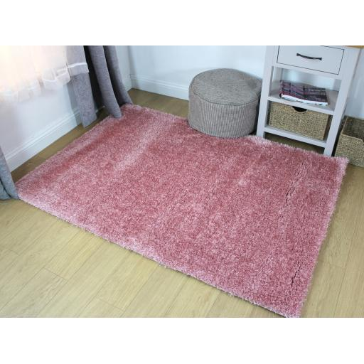 Velvet Silky Shaggy Non-Shed Soft Rugs Runners