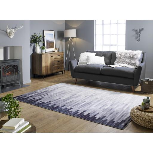 Dakota Faux Hide Porter Country Wild Soft Touch Flat Rug