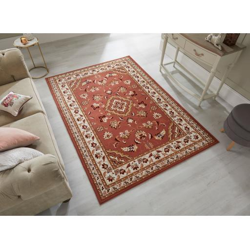 Sherborne Traditional Classic Oriental Rugs Runners Rounds