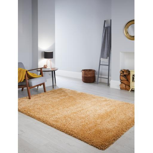 Athena Soft Touch Thick Shaggy Rugs