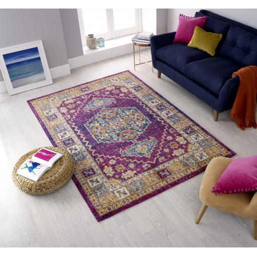 Urban Traditional Abstract Rugs