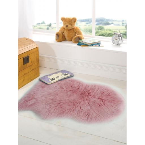 Faux Fur Sheepskin Pink (5).jpg